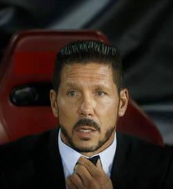 """Simeone: """"No puedo asegurar que lo vayamos a repetir"""""""