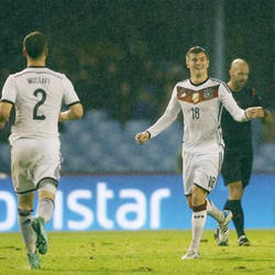 España perdió en el amistoso frente a Alemania