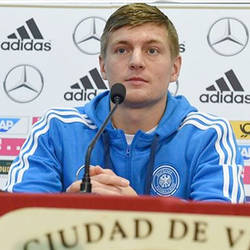 """Kroos: """"Es un partido de prestigio"""""""