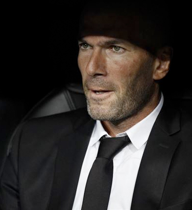 Zidane, tres meses a la sombra