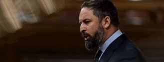 Abascal anuncia moción de censura contra Sánchez en septiembre, el PP dice no