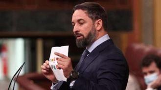 Abascal asegura que los gobiernos del PP no peligran pese a la 'agresión' de Casado