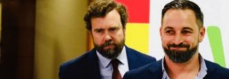 """Abascal busca """"suicida"""" para su moción de censura"""