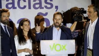 Madrid se convierte en el tercer bastión de Vox, pese a ser quinta fuerza