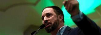 Abascal presiona a PP y C.s: Si no hay un pacto a tres prefiere otras elecciones en Andalucía