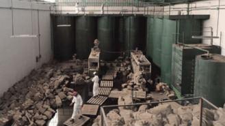 Piden a la Comunidad que retire 200 m3 de aceite de colza de un almacen