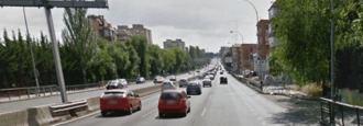 Carmena propone un carril Bus-VAO en la R-5 hasta Navalcarnero