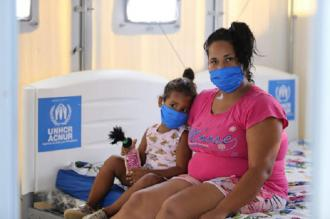 ¿Cómo se han enfrentado los casi 80 millones de refugiados que hay en el mundo a la pandemia?