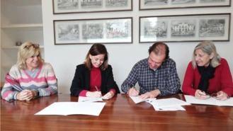 Renovado acuerdo para el control de colonias felinas en Villafranca y La Mocha Chica