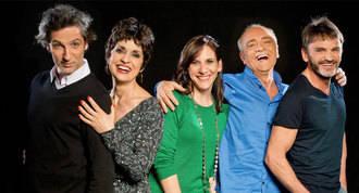 Sacristan, Tejero, Alterio y Ozores, en la programación del José Mª Rodero