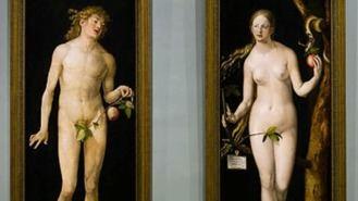 El Prado expulsa a una pareja por desnudarse ante `Adán´y `Eva´