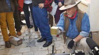 Madrid instalará una docena de adoquines Stolpersteine por los deportados a campos nazis