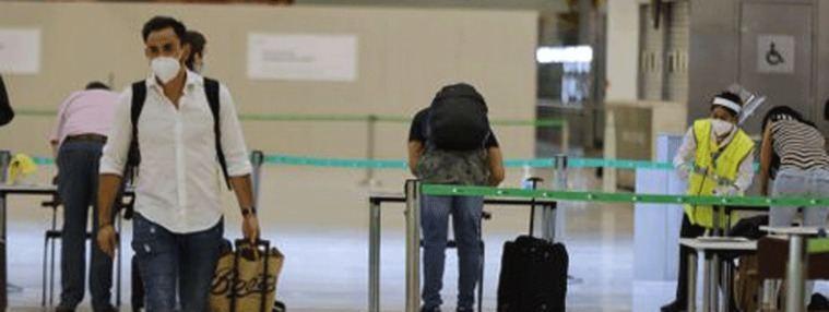 El temor a Barajas: detectados 32 positivos en un mes, cinco fueron hospitalizados