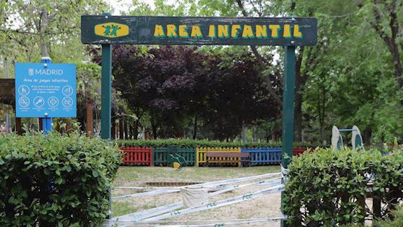 Madrid rechaza abrir este sábado los parques para 'evitar concentraciones de personas'