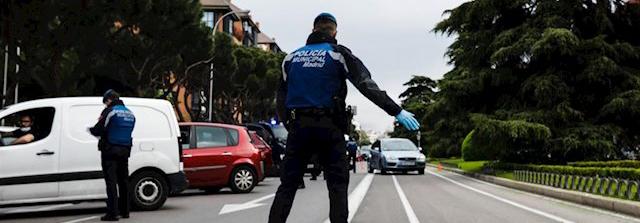 Más de 1.000 agentes para impedir las escapadas del Puente de Mayo