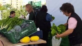 Los agricultores venderán directamente sus productos con puestos en los barrios
