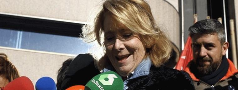 Aguirre niega al juez saber nada del espionaje: 'En esa época Prada era el más aguirrista!