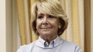 El PSOE pide imputar a Aguirre en el `caso Lezo´por el campo de golf del Canal