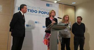 Aguirre propone una bajada del IBI de € para todos