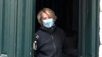 Aguirre dice que ella y su marido están ya recuperados de coronavirus