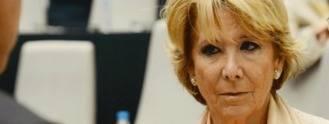 """Aguirre erre que erre; En la calle """"ni colchones, ni mesillas, ni maleta"""""""