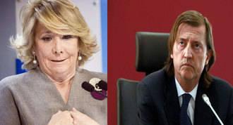 Aguirre acusa al alcalde de engañarla, éste la tilda de autoritaria