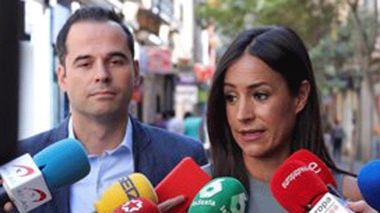 Aguado deja la política y será sustituido por Villacís al frente de Cs en la Comunidad de Madrid