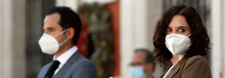 Madrid se instala en la esquizofrenia política
