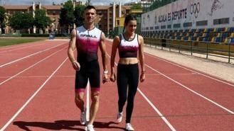 Alba García representará a España en los Juegos Paralímpicos de Tokio