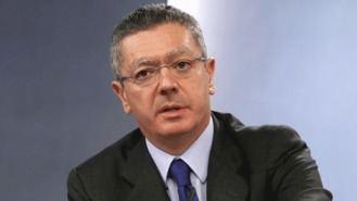 Gallardón acusa a la Guardia Civil de imputarle en lezo con datos de una web populista
