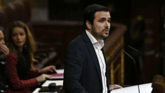 Garzón se desmarca de Podemos, no quiere elecciones anticipadas aunque no haya Presupuestos