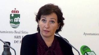 La alcaldesa pide garantías de seguridad en las obras de la 7b