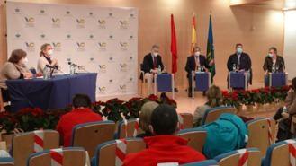 Partida participa en la reunión de coordinación de entidades sociales frente al Covid