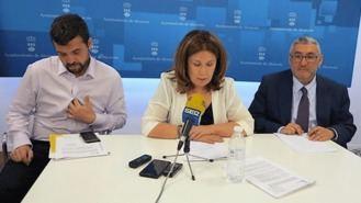Detectados 43 contratos cláusula 1% en la etapa de Pérez