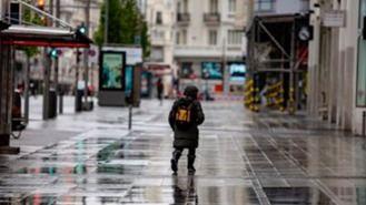 Alerta amarilla por viento y nieve en Madrid y en toda España