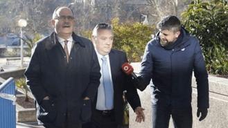 Prada denuncia 'persecución política' por parte del juez y la fiscal del caso Campus de la Justicia