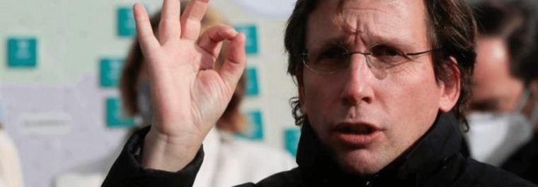 Almeida niega que 'ningún alto cargo' de Madrid se haya vacunado
