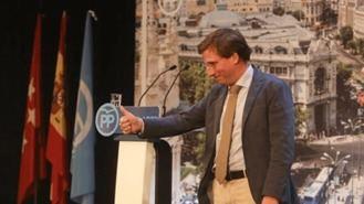 Almeida, objetivo acabar con 'las instituciones populares creadas por Carmena'