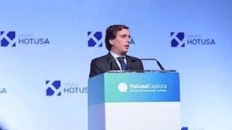 Almeida ofrece 'toda su colaboración' para que Madrid albergue un Davos del Turismo