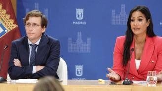 PP y C.s cargan contra la 'red clientelar' de Carmena, piden auditar Madrid Destino