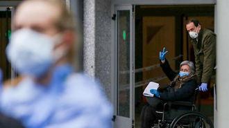 Madrid supera las 20.000 altas por coronavirus y registra menos ingresos en hospitales