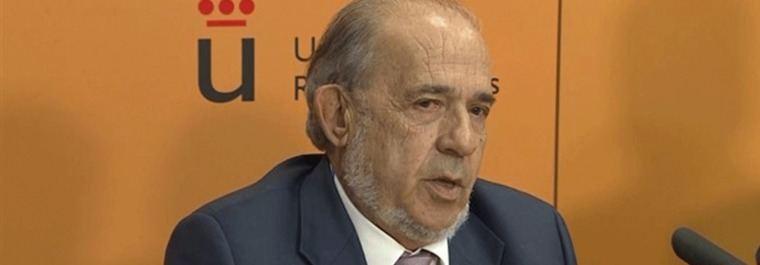 Alvarez Conde y el caso de los 5.400 emails 'borrados'