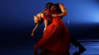 Ullate recupera la esencia del estreno de `El amor brujo´ de 1994 en Sanse