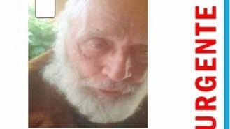 Localizan sin vida al anciano con Alzhéimer desaparecido hace 8 días