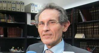 Ruiz, diputado no adscrito, tras ser suspendido de militancia de IUCM