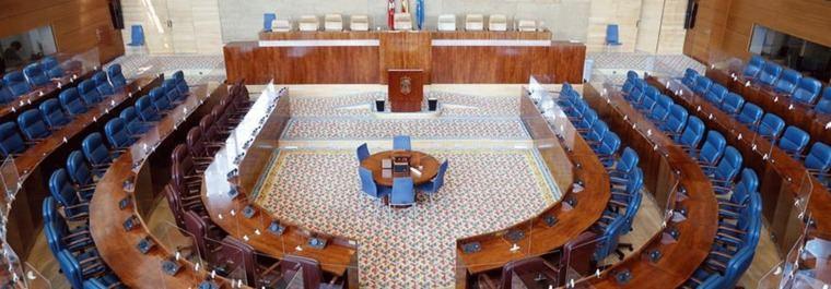 La Asamblea de Madrid disuelta: La Mesa recurrirá la convocatoria electoral