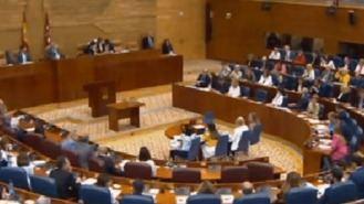 La Asamblea elige a los nuevos senadores por designación autonómica