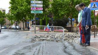 El Ayuntamiento invertirá 2,4 millones en la Operación Asfalto