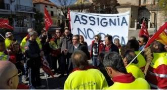 El Ayuntamiento pagará las nóminas de los trabajadores de Assignia