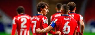 Un Atlético de 'hierro' se enfrenta invicto al Madrid